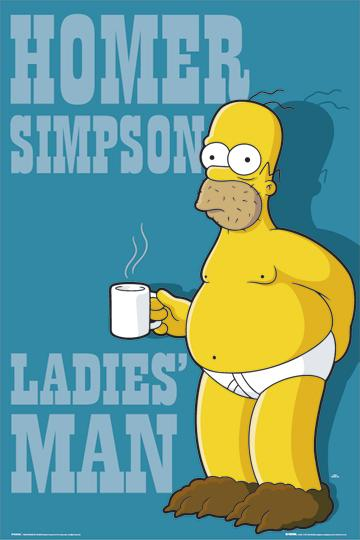 The Simpsons - Ladies Man