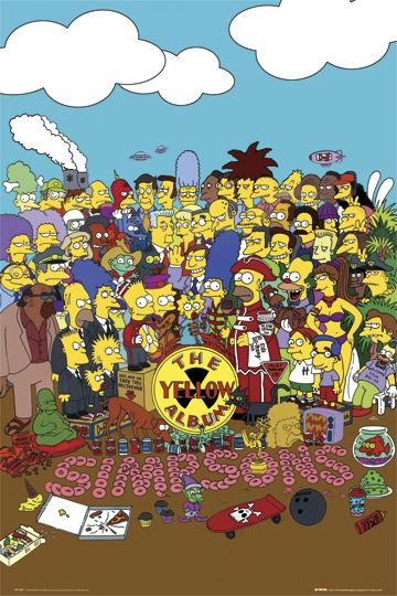 The Simpsons - The Yellow Album