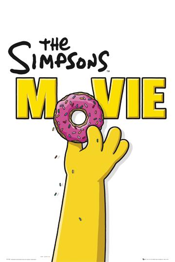 The Simpsons - The Movie - Donut