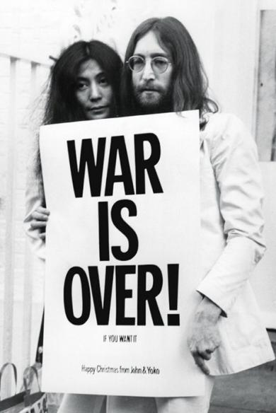 John Lennon, Yoko Ono - War Is Over