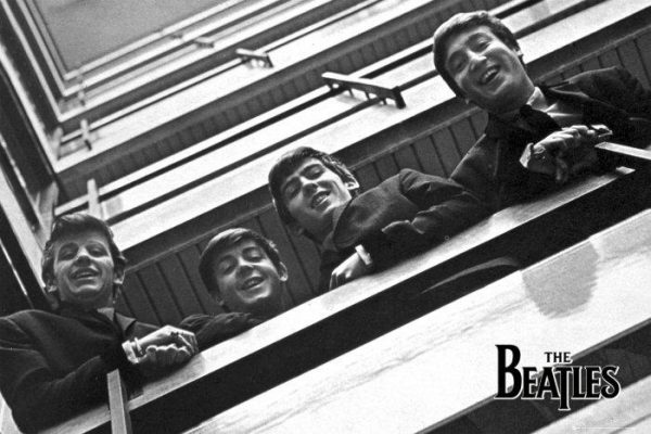 The Beatles - Balcony
