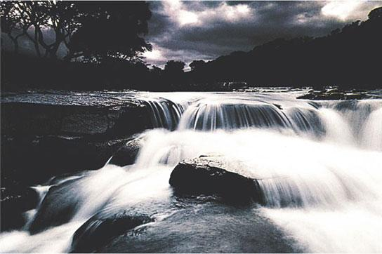 Woodland Waterfall - Yorkshire Dales