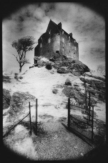 Duntroon Castle - Argyllshire Scotland