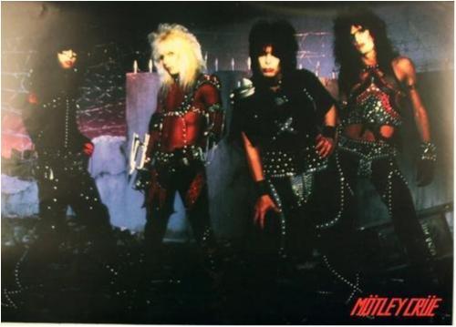 Mötley Crüe - Motley Crue - Band