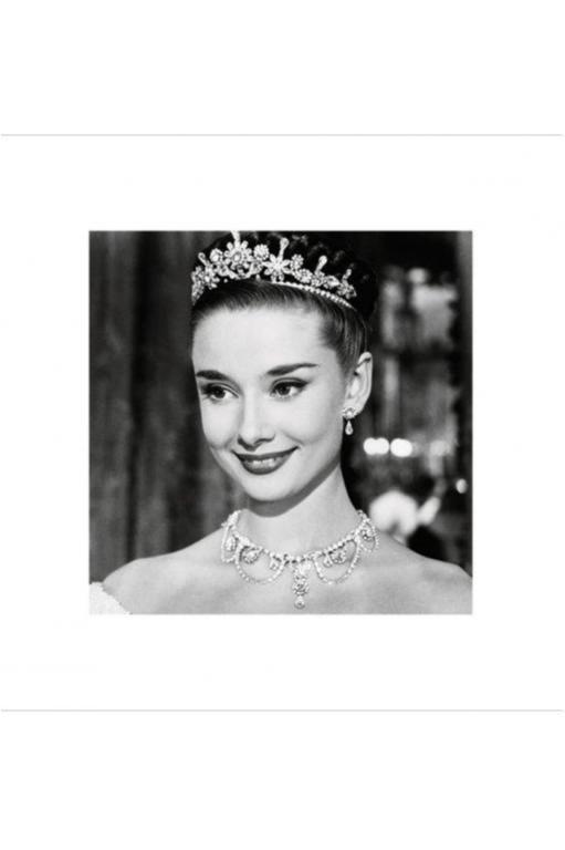 Audrey Hepburn - Roman Princess