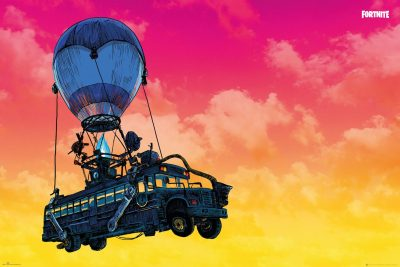 Fortnite - Battle Bus
