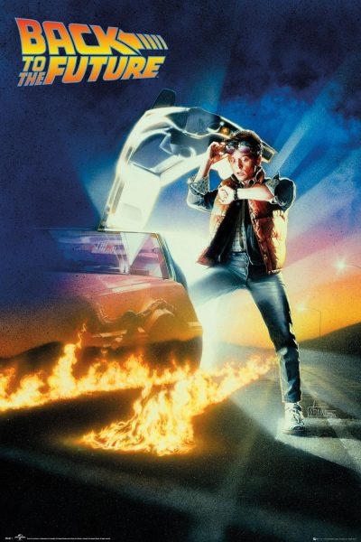 Back To The Future - Key Art