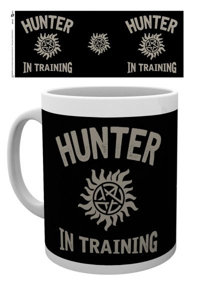 Supernatural - Hunter In Training - Mugg