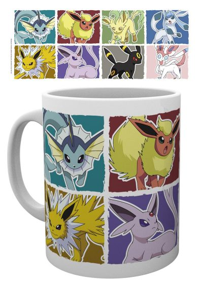 Pokemon - Eevee Evolution - Mugg
