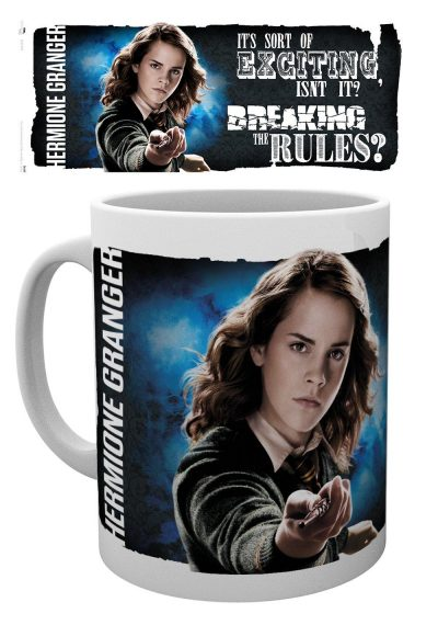 Harry Potter - Dynamic Hermione - Mugg