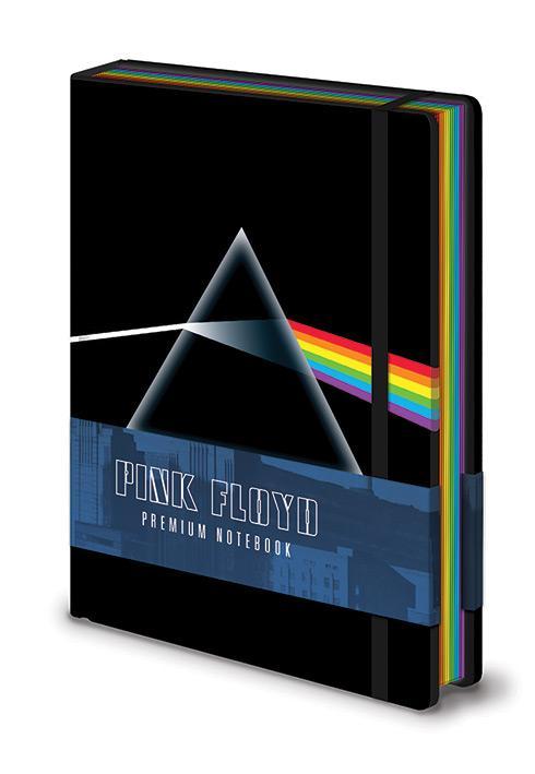 Anteckningsbok - Pink Floyd - The Dark Side Of The Moon