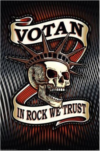 Votan - In rock we trust