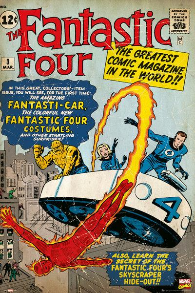 Marvel - Fantastic Four Comic