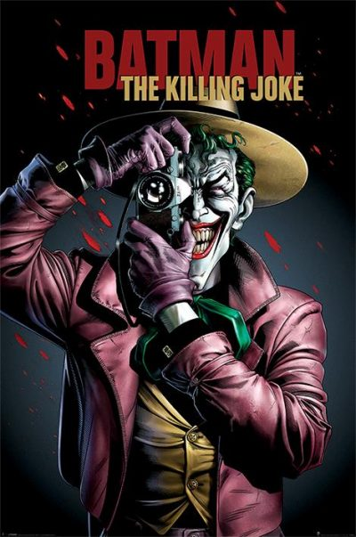 Batman - The Killing Joke Cover