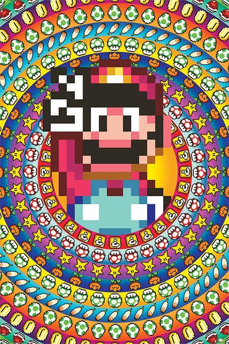Super Mario - Power Ups