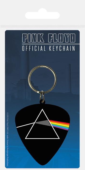 Nyckelring - Pink Floyd - Darkside Of The Moon Plectrum