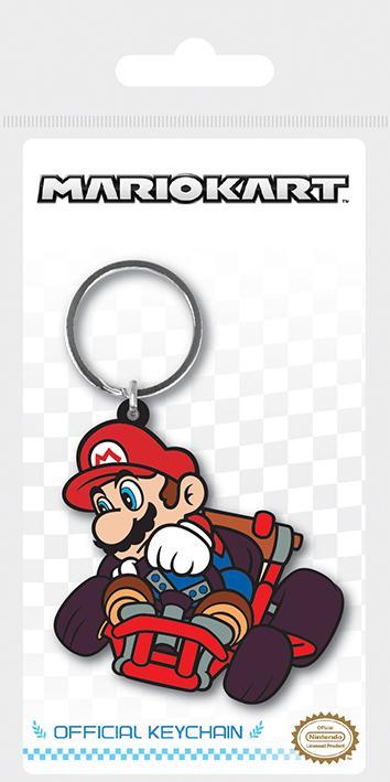 Nyckelring - Mario Kart (Mario Drift) Nintendo