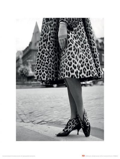 Time Life - Dior Leopard Print