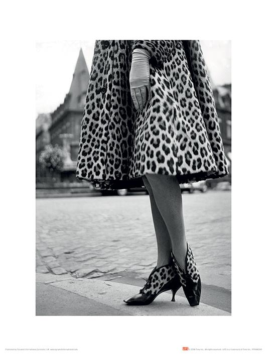 Time Life - Dior Leopard Print