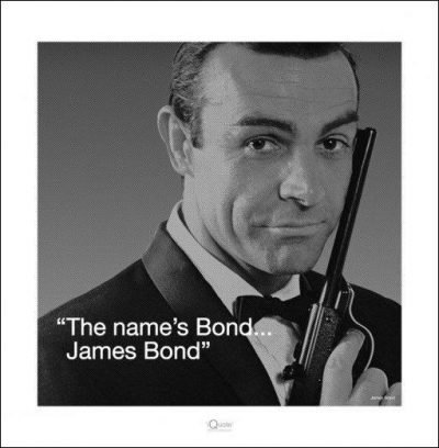 James Bond - i.Quote