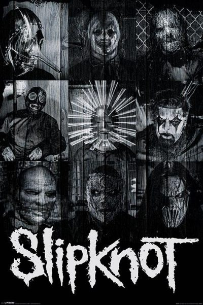Slipknot - Masks