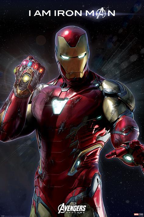 Avengers - Endgame (I Am Iron Man)
