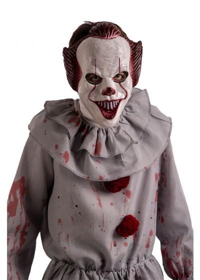 """Ansiktsmask - Clown från """"IT"""""""