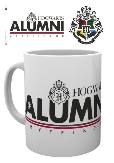 Harry Potter - Alumni Gryffindor - Mugg