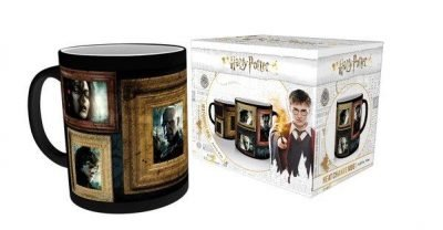 Harry Potter - Portraits - Mugg som byter motiv