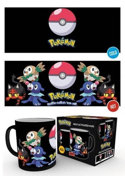 Pokemon - Catch Em All - Mugg som byter motiv