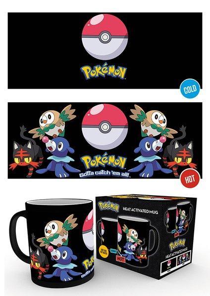 Pokemon - Catch Em All - Mugg som byter motiv
