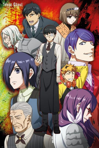 Tokyo Ghoul - Group
