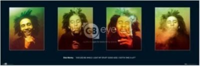 Bob Marley - Faces