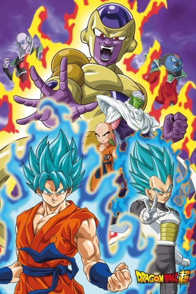 Dragon Ball Super - God Super