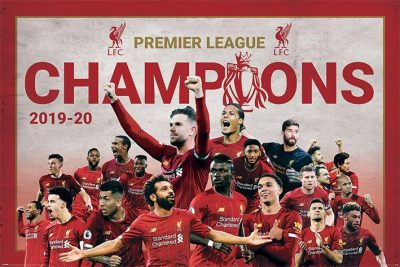 Liverpool FC (Champions Montage)