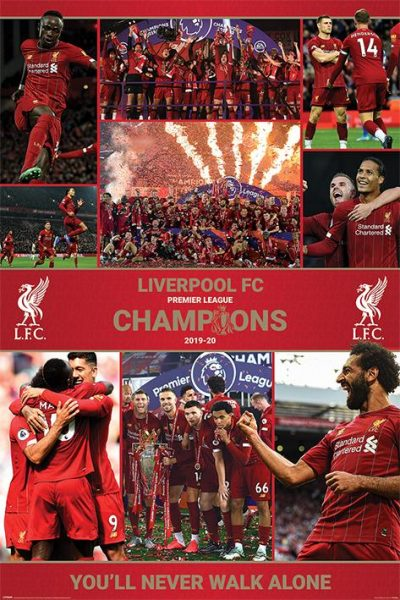 Liverpool FC (Winning Season)
