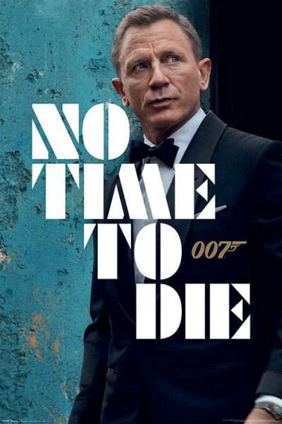 James Bond (No Time To Die - Azure Teaser)