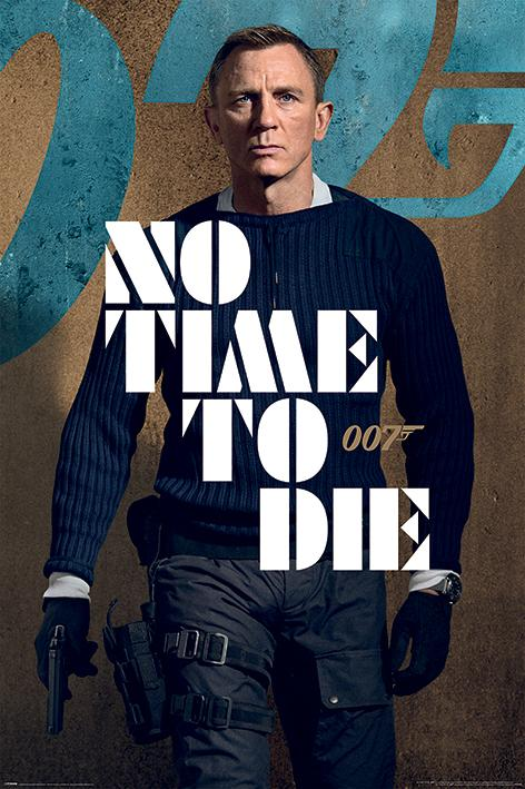 James Bond (No Time To Die - James Stance)