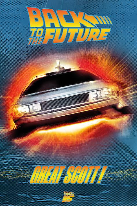 Back to the Future (Great Scott!)