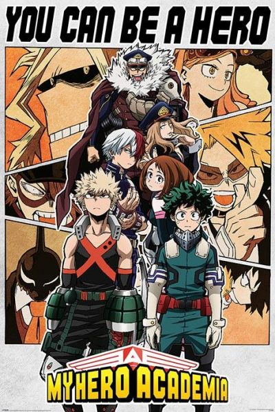 My Hero Academia (Be a Hero)
