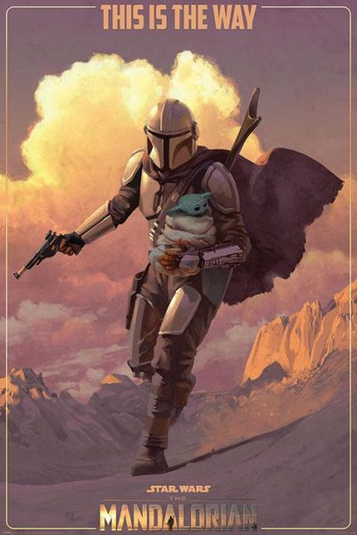 Star Wars: The Mandalorian (On The Run)
