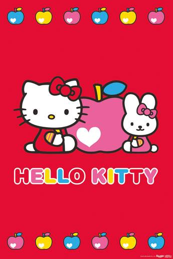 Hello Kitty - Apple