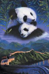 Great Wall - Pandas