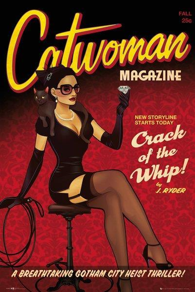 Catwoman - Crack the whip