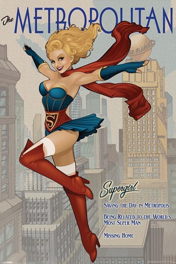 Supergirl - Metropolitan