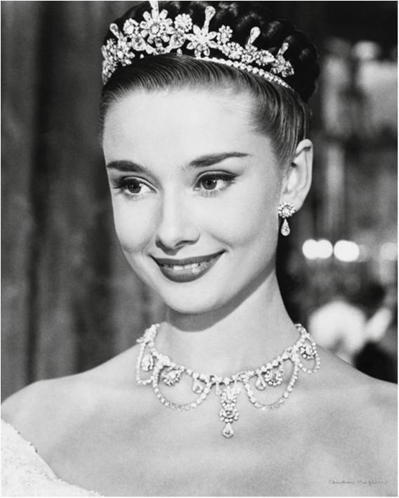 Audrey Hepburn - Roman holiday princess