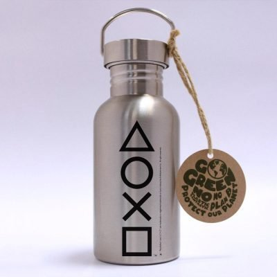 Eco Bottle - Playstation - Buttons