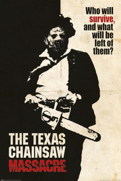 Texas Chainsaw Massacre (Who Will Survive?)