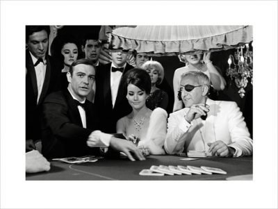 James Bond (Thunderball - Casino)
