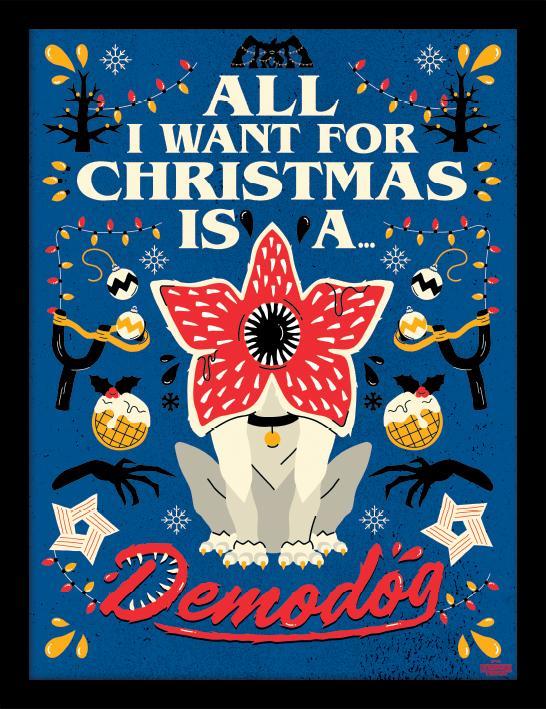 Stranger Things (All I Want For Christmas)